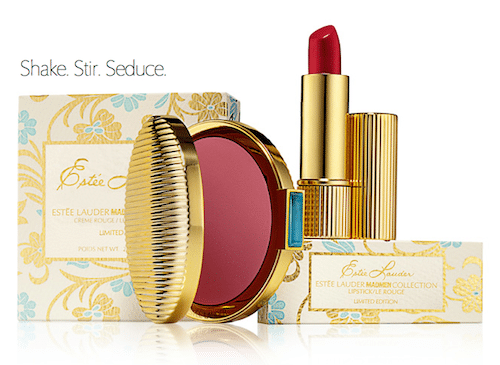 Mad Men collection Estée Lauder