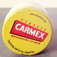 baume a levres carmex