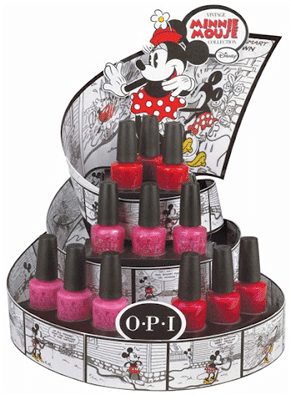 manucure-vintage-opi-minnie-mouse