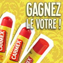 Concours maquillage Carmex