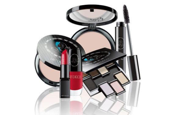 Le maquillage burlesque de Dita Von Teese