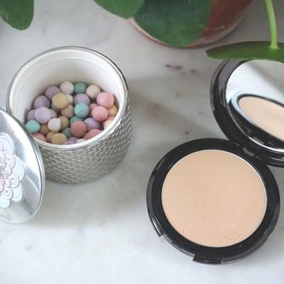 poudre maquillage libre compacte