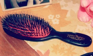 brosse a cheveux mason pearson