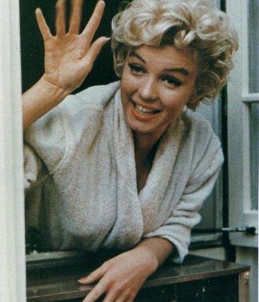 Marilyn Monroe hologramme 3D