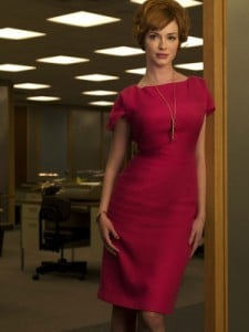 look joan Holloway