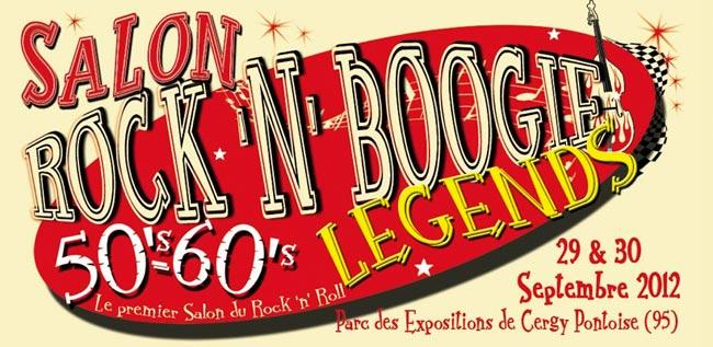 salon Rock'n'Boogie pontoise