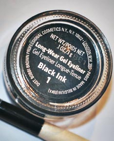 bobbi brown eye liner gel