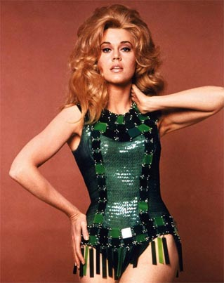 jane fonda barbarella