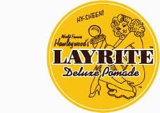 Layrite pomade cheveux