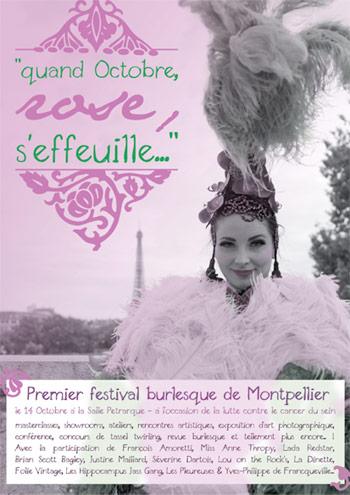 premier festival burlesque de montpellier