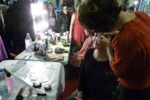 atelier se maquiller vintage