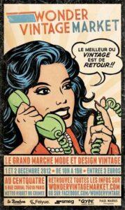 wonder vintage market paris