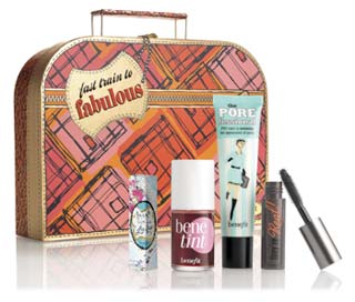 fast train to fabulous coffret benefit
