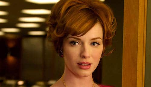 joan holloway maquillage