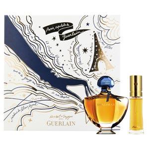 shalimar guerlain coffret parfum retro