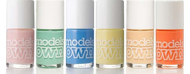 vernis pastel models own