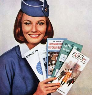 pan am maquillage