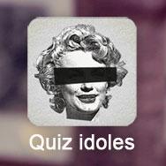 quiz idoles