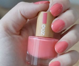 vernis zao vegan test