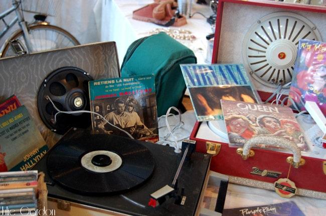 vinyles vintage lyon