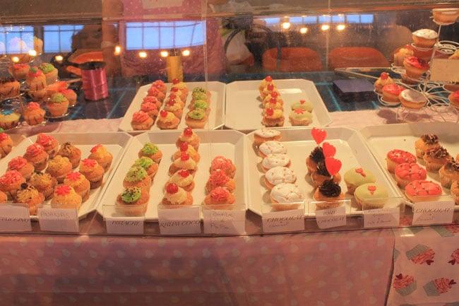 cupcakes massilia vintage