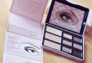 too faced palette boudoir