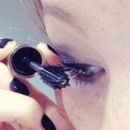 tuto yeux charbonneux