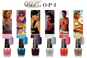vernis opi the bond girls