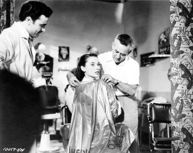 audrey hepburn coiffeur