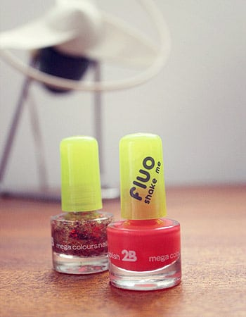 vernis ongles 2B