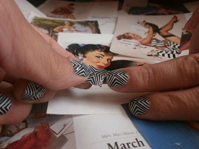 patch ongles