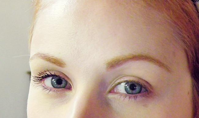 test mascara upone