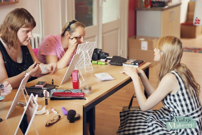 atelier maquillage pin up lille