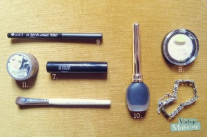 trousse maquillage voyage