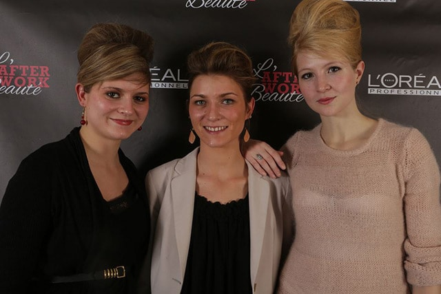 afterwork-beaute loreal camille liberty 2013 1