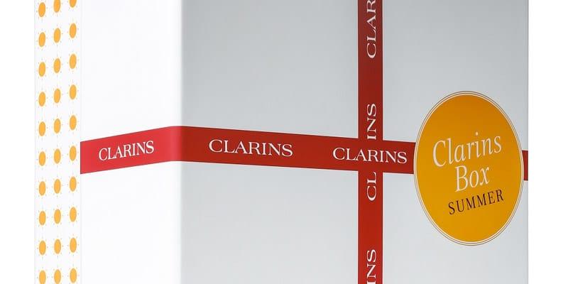 clarins box