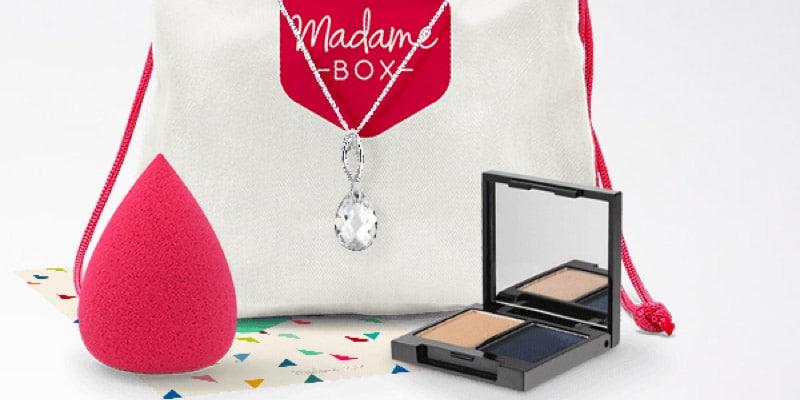 box beaute madame box
