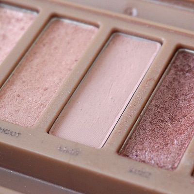 palette naked 3 test avis