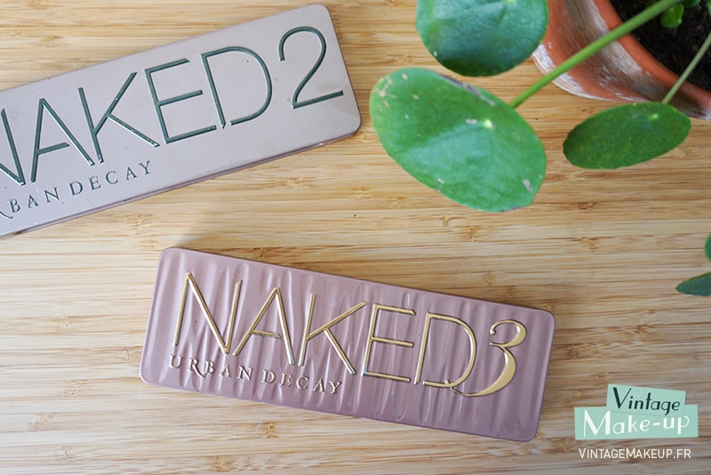 palette yeux naked 3