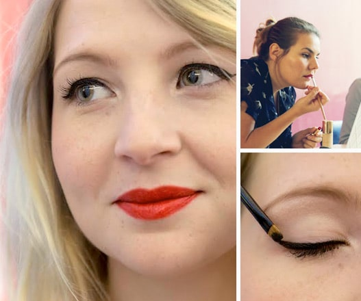 atelier maquillage pinup