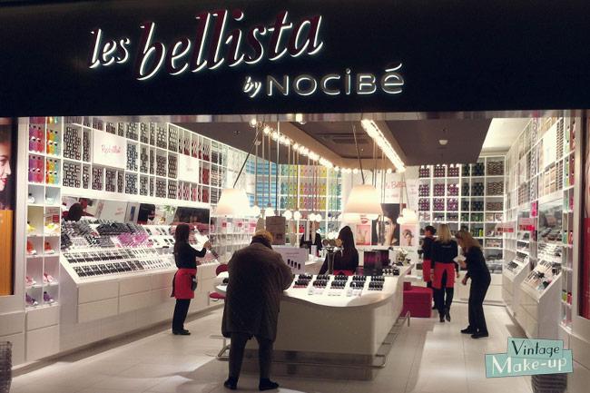 bellista nouvelle boutique nocibe
