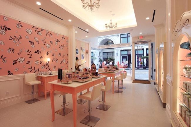 boutique benefit paris