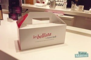 les bellista by nocibe