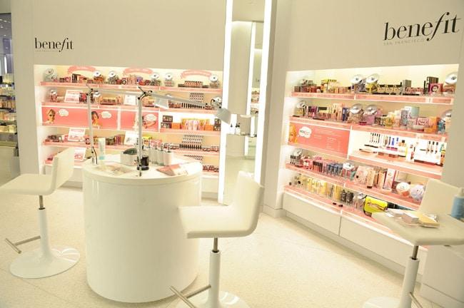 Une boutique benefit paris pr vue pour 2014 - Magasins orientaux paris ...