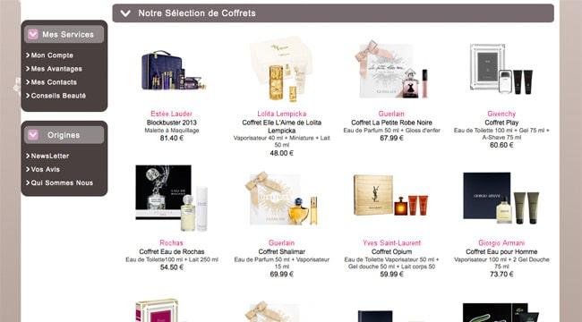 parfums pas cher. Black Bedroom Furniture Sets. Home Design Ideas