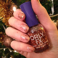 vernis orly paillettes