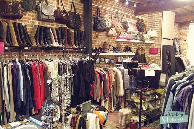 la mere veille lille boutique vintage