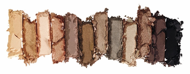 palette urban decay fards