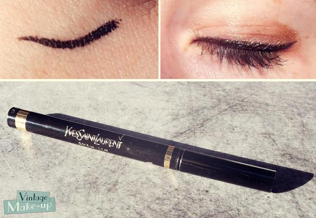 swatch eye liner ysl