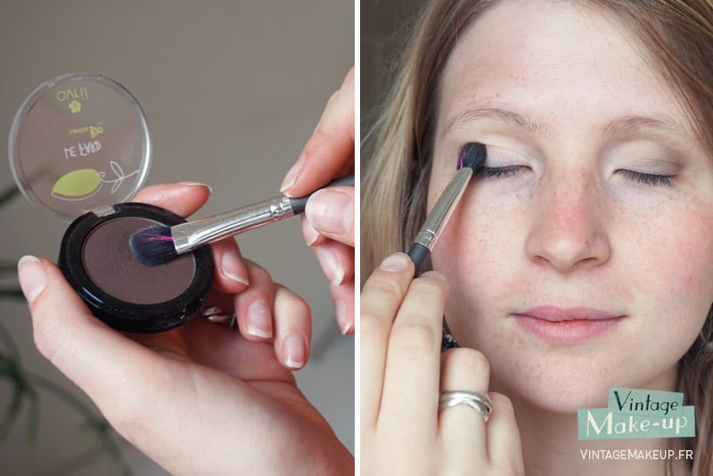 realiser un maquillage rapide
